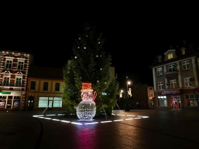 Burmistrz Robert Luchowski: - Ceny oświetlenia bożonarodzeniowego są tak magiczne i zadziwiające jak same święta.