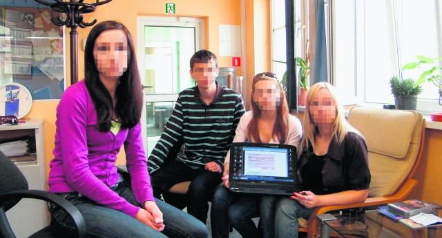 Klaudia, Elwira, Patrycja i Konrad odpowiedzieli na anons w internecie. Teraz firma żąda od nich pieniędzy