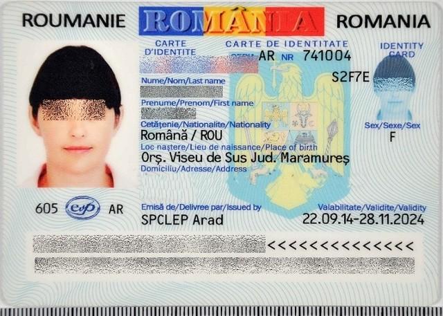 Ukrainka posługiwała się podrobionym dowodem rumuńskim.