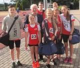 Młodzi biegacze z LKS Koluszki poprawili swoje rekordy życiowe