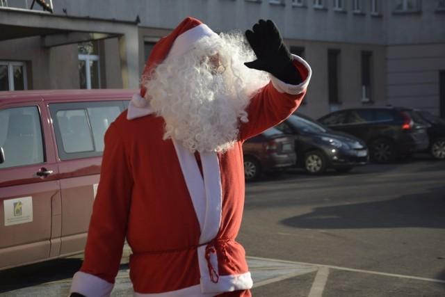Zadaniem uczestników konkursu jest napisanie listu do Świętego Mikołaja