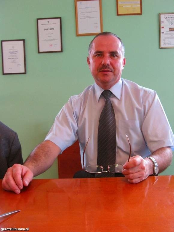 - Nie będę komentował decyzji rady nadzorczej - mówi Marek Rapacz (fot. Janczo Todorow)