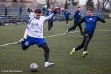 Sparingi: Błękitni Stargard - Vineta Wolin 3:0. Debiut nowego zawodnika [ZDJĘCIA]