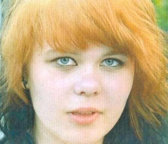 Zaginiona Agata Kępa.