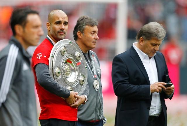 Bayern Monachium może dziś obronić tytuł