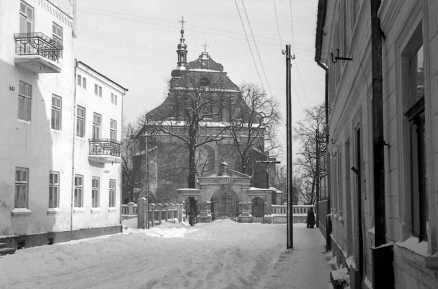 Tak wyglądał Sieradz podczas II wojny światowej