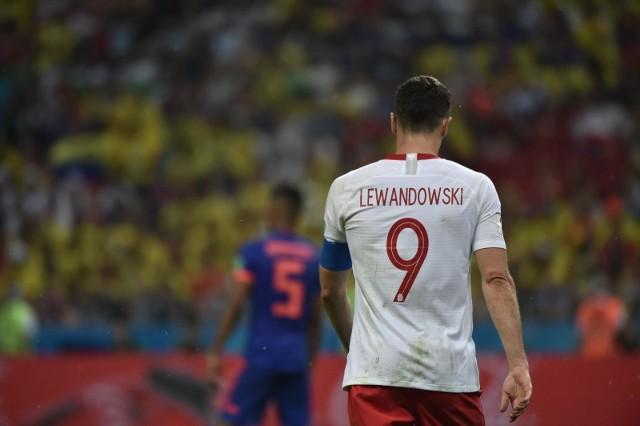 Polska - Kolumbia 0:3