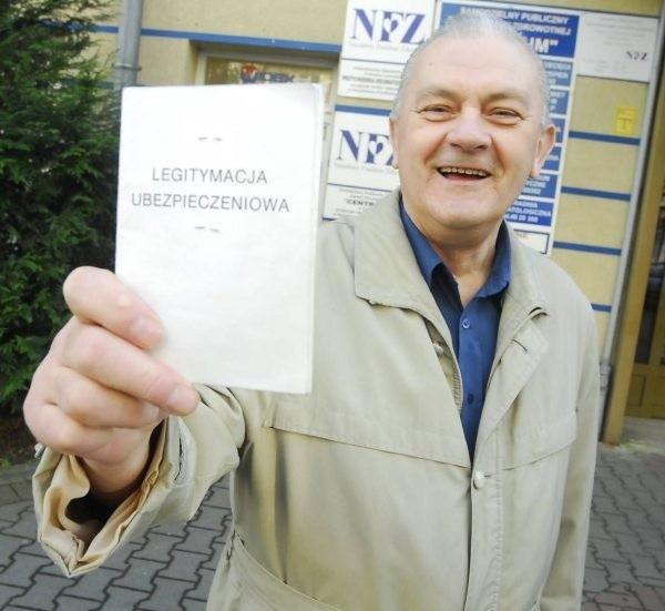 Adam Woźniak z Opola: - Niech je likwidują, niech będzie nowocześnie.