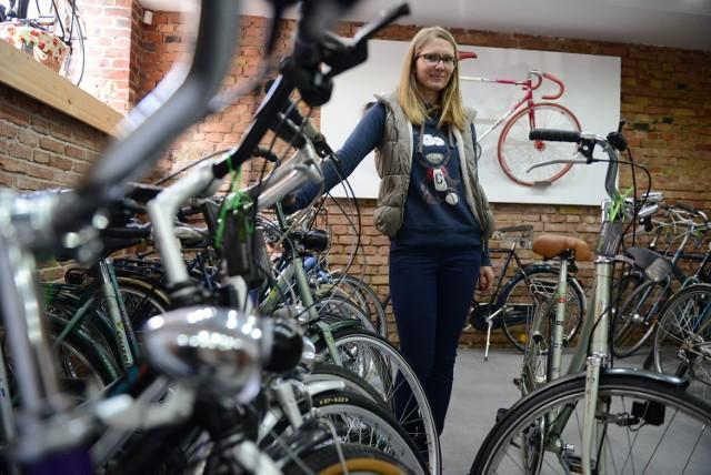"""To był wyjątkowy przypadek. Właścicielka sklepu """"Latający Holender"""" kupiła rower, który mógł być kradziony. W sieci zamieściła ogłoszenie i... odnalazła prawowitego właściciela"""