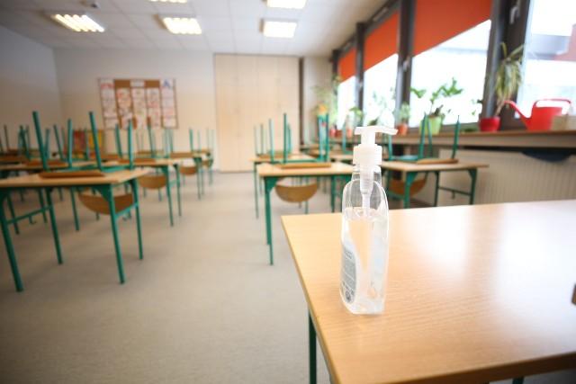 W Chorzowie, 18 stycznia, do szkół wróciło ponad 2 tys. dzieci.