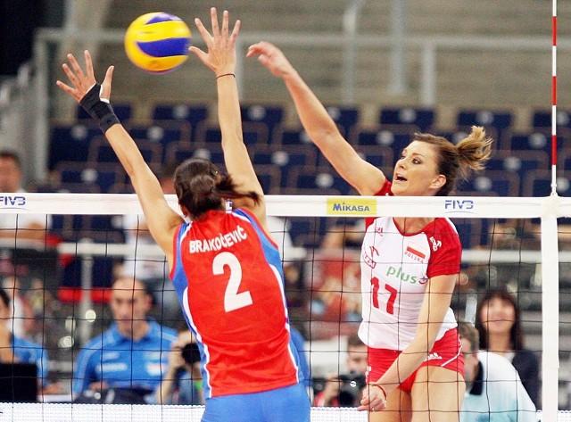 Katarzyna Skowrońska-Dolata będzie najbardziej znaną siatkarką wśród uczestniczek trzydniowego turnieju