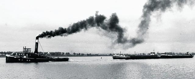 Jeszcze kilkadziesiąt lat temu Wisła była żyjącym szlakiem żeglugowym