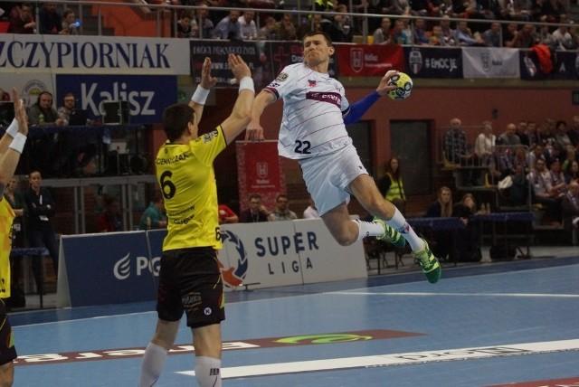Marek Szpera (22) zdobył w Legionowie sześć goli dla Energi MKS Kalisz