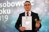 Osobowość Roku 2019 w powiecie przysuskim. Burmistrz Tomasz Matlakiewicz wygrał w kategorii Polityka, Samorządność i Społeczność Lokalna