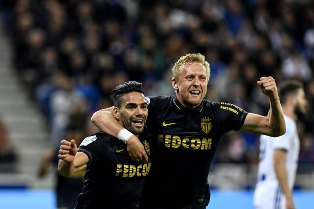 AS Monaco wygrało 2:1 z Olympique Lyon, a asystę przy golu Radamela Falcao zaliczył Kamil Glik