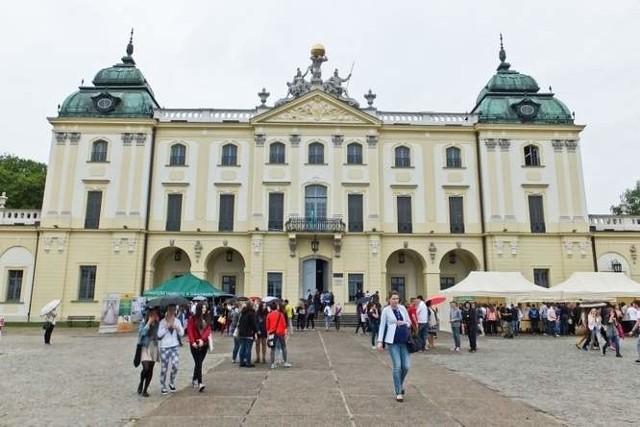Już 20 maja UMB zaprasza na dzień otwarty. Rozpocznie się o godz. 9 na dziedzińcu Pałacu Branickich.