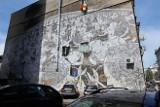 Poznań: Zamalowano efektowny mural na ul. Kantaka. Są szanse, że powstanie nowy