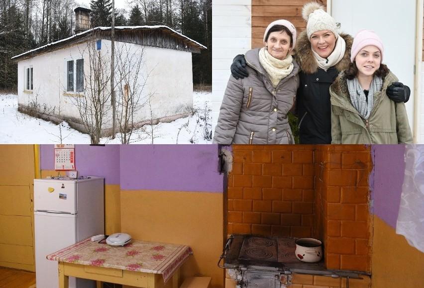 Rodzina z małej podlaskiej wsi mieszkała w tragicznych...