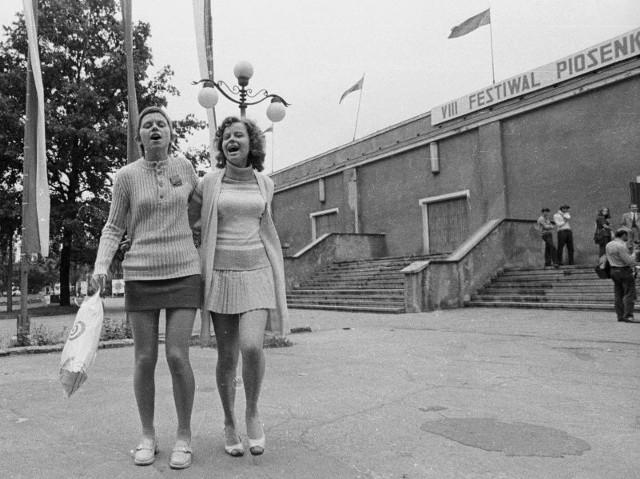 Festiwal Piosenki Radzieckiej odbywał się też w Estradzie