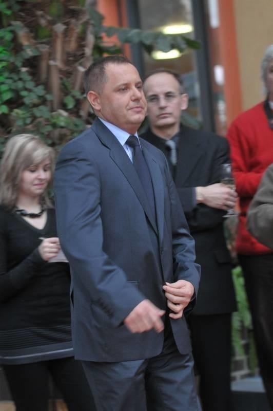 Prezes ITM Poland Jarosław Śnieszko
