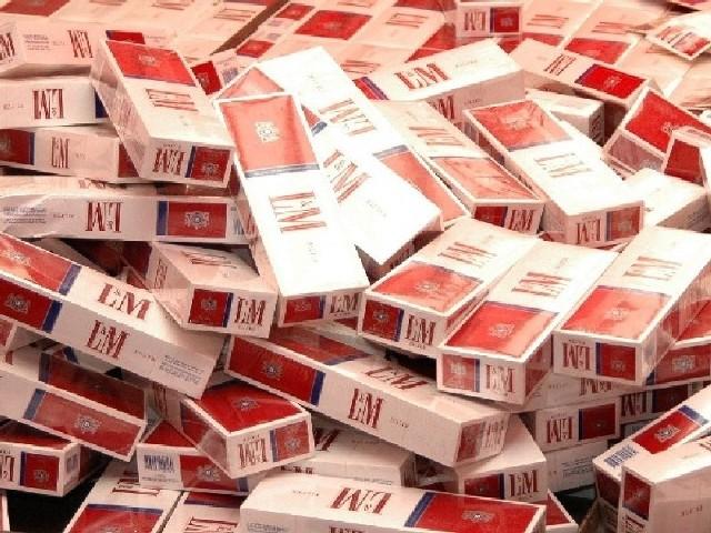 810 paczek papierosów przemyconych z Ukrainy przewoziła 35-letnia mieszkanka Podkarpackiego.