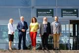 Dyrekcja Narodowego Centrum Badań i Rozwoju odwiedziła Politechnikę Białostocką