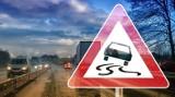 IMGW wydał ostrzeżenie meteorologiczne dla Wielkopolski: Oblodzenie na drogach w całym województwie