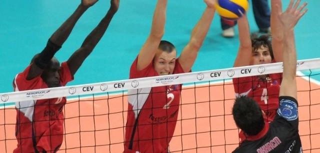 W pierwszym meczu resoviacy pokonali Bułgarów 3:1.