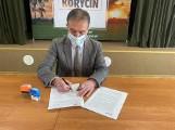 """Inwestycje na czas """"spokoju i niepokoju"""". Gmina Korycin doposaża strażaków ochotników"""