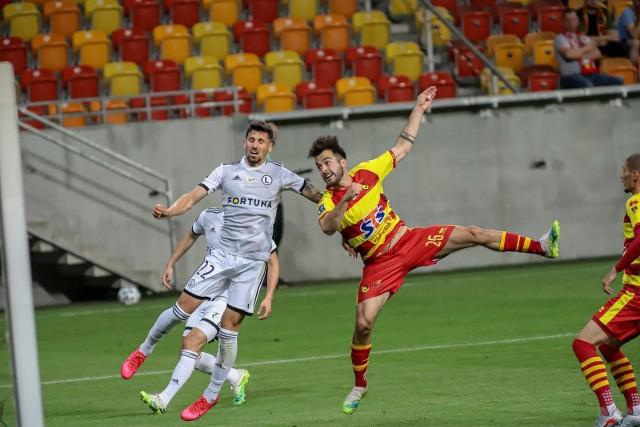 Jagiellonia - Legia 0:0