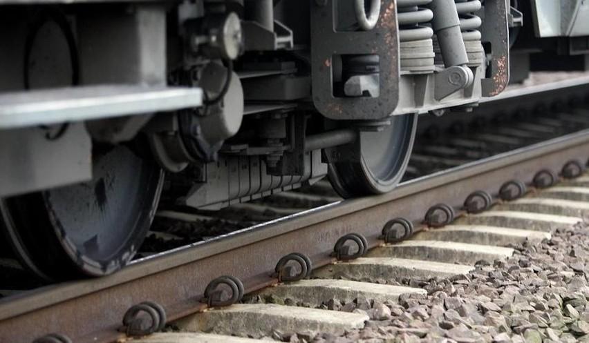 Wypadek spowodował wstrzymanie ruchu pociągów.