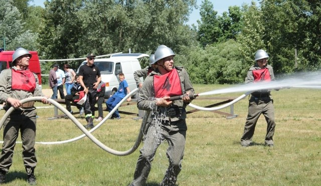 Druhowie z Działowa wzięli udział w zawodach po kilkuletniej przerwie