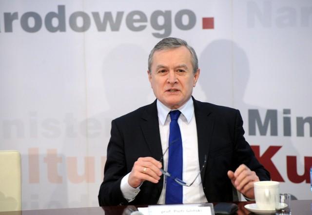 Tomasz Jasiński nie będzie dyrektorem Zamku Królewskiego w Warszawie