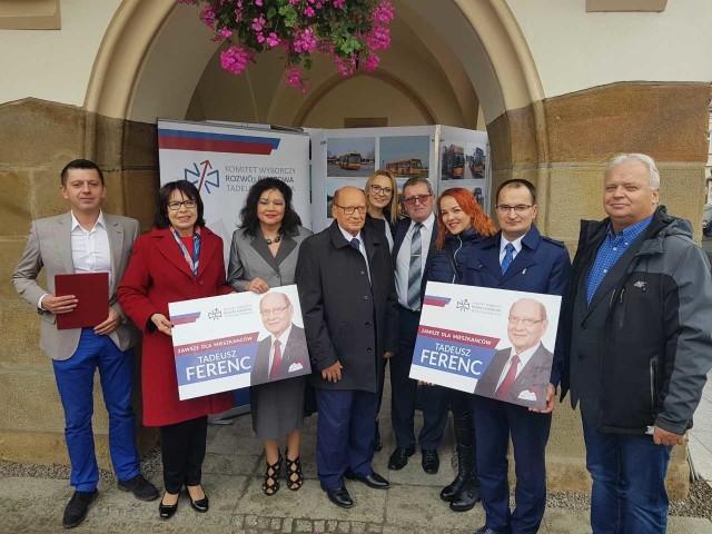 Kandydaci Rozwoju Rzeszowa w okręgu nr 1 to osoby związane m.in. z nauką, kulturą, rekreacją i ochroną zdrowia.