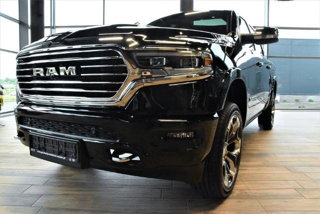 W Rzeszowie ruszy pierwszy w naszym regionie salon sprzedaży legendarnych amerykańskich samochodów Dodge i RAM.