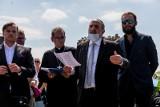 """""""To miejsce, o którym nie możemy zapomnieć"""". Obchody 80. rocznicy mordu Żydów w Jedwabnem (ZDJĘCIA)"""
