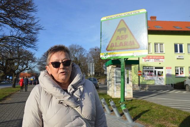 Zielonogórzanka Maria Szylkin jest zdania, że zakaz wstępu do lasów powinien zostać utrzymany dopóki nie poradzimy sobie z ASF
