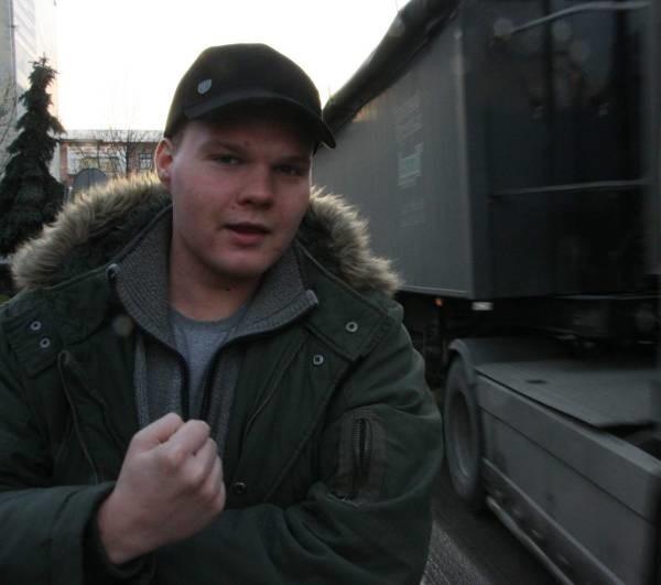 Wojciech Telecki, brzeski kierowca: - Teraz na pewno tiry nie dadzą nam spokoju.