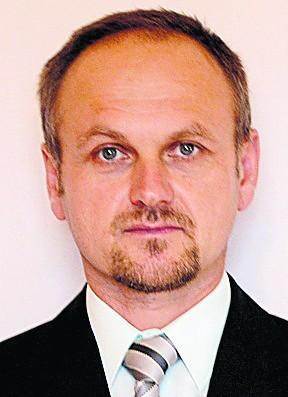 Dyrektor  ZSTiO - Jan Skrzekut