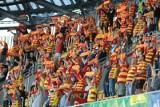 Jagiellonia Białystok - Śląsk Wrocław 2:1. Kibice świętowali zwycięstwo Żółto-Czerwonych w ostatnim meczu przy Słonecznej [ZDJĘCIA]