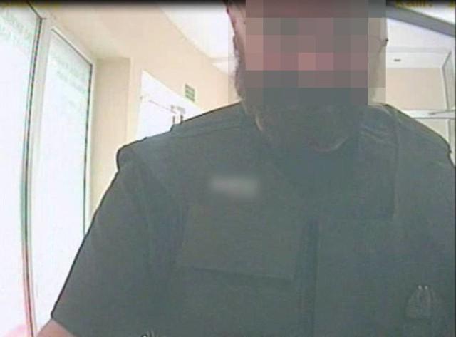 Mężczyzna został zatrzymany w sobotę rano w Łodzi i jest już w areszcie
