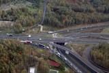 Autostrada A4 w Katowicach: po świętach wymiana dylatacji na A4 przy węźle Murckowska. Jazda 60 km/h