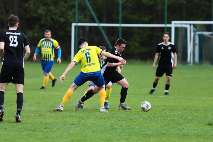 Piłkarze z Grabówki mogą już świętować awans do IV ligi
