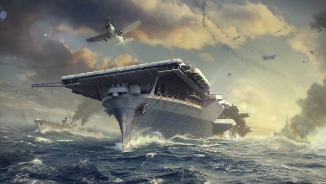 World of Warships World of Warships: Testy lotniskowców czas zacząć (wideo)