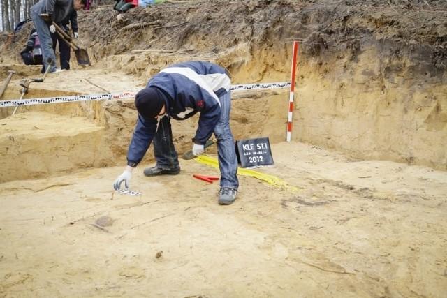 Ludzkie kości wykopali robotnicy przy budowie ulicy Zambrowskiej