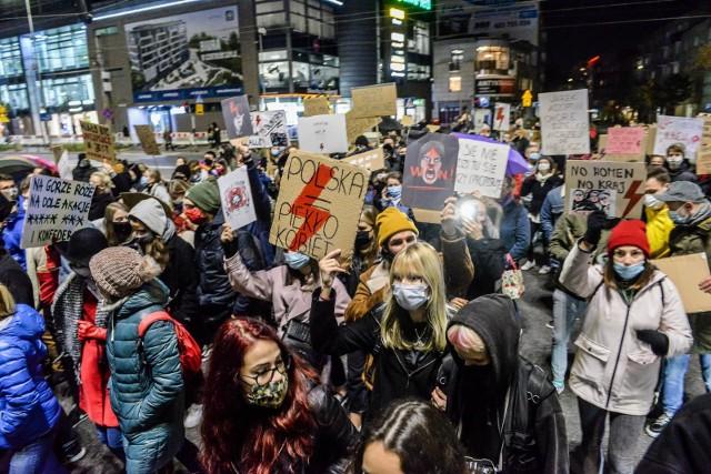 Strajk Kobiet na Pomorzu w środę, 4.11.2020 roku. Co będzie się działo?