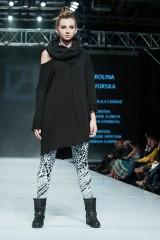 Fashion Week 2014: Pokaz Karoliny Jaworskiej [ZDJĘCIA]