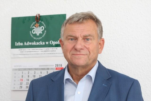 mec. Marian Jagielski został ponownie wybrany dziekanem Okręgowej Rady Adwokackiej w Opolu. Jego kadencja potrwa cztery lata.