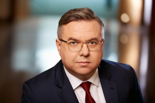 Krzysztof Sola, nowy członek zarządu spółki Polska Grupa Zbrojeniowa.