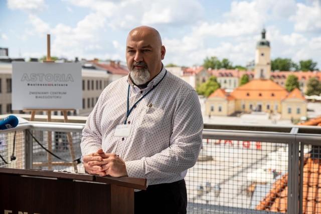 W maju 2020 roku Grupa Łączy Nas Praca wydzierżawiła  Astorię na 27 lat od Społem. - Astoria ma się kojarzyć z kulturą, sztuką, miłym spędzaniem czasu i doznaniami estetycznymi - mówi Marek Masalski